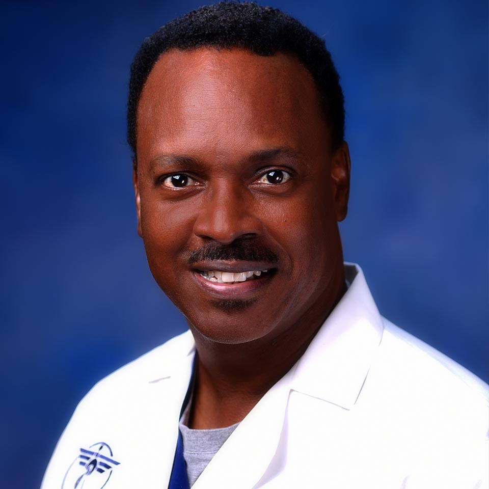 Dr. Daniel Johnson